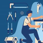 Come fare la manutenzione degli scarichi domestici
